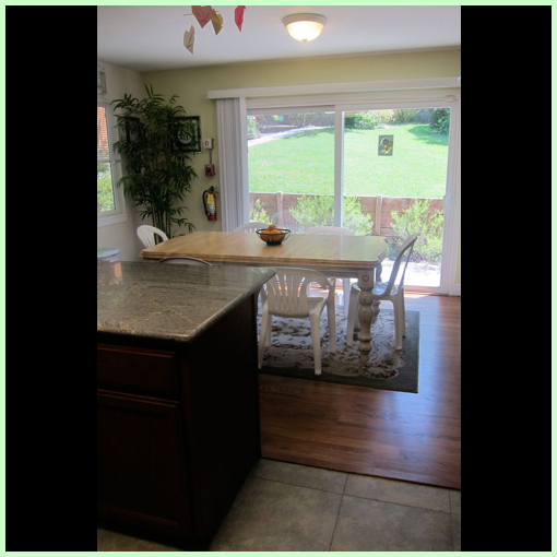 Dining area of the Abeona Home